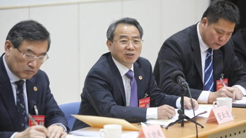 市政协举行十三届十七次常委会议 董云虎主持并讲话
