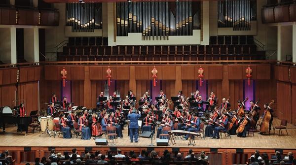 海上生民乐,天涯共此时!上海民族乐团美国巡演首场亮相满堂彩