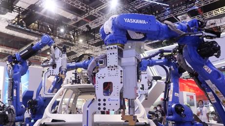 德国工业机器人数量去年增长3% 在欧盟自动化程度最高