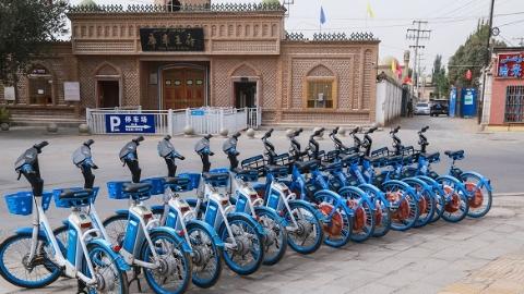 哈啰出行进驻新疆 两轮业务覆盖400城