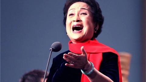 任桂珍,那位教周总理唱歌的艺术家走了