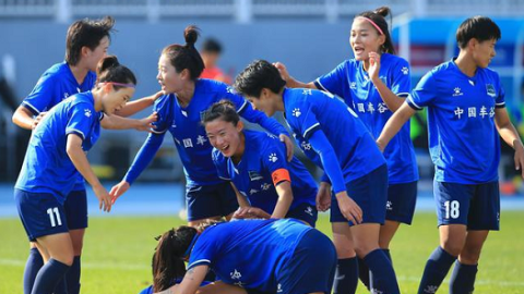 4-0!女超联赛冠军诞生,武汉女足创下26年纪录