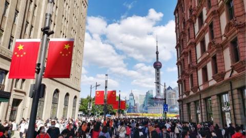 独家述评|上海人不去南京东路?那是你OUT了,快去看看吧!