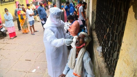 被病毒杀死还是饿死?感染人数破700万背后,印度穷人的艰难处境