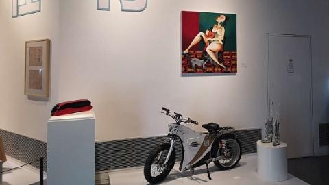 百年海派工艺美术教育文献展开幕 就在刘海粟美术馆