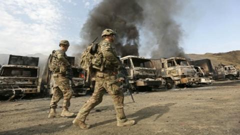 环球论坛丨特朗普急于撤出阿富汗的背后考量