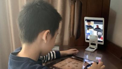 全国象棋少年网络赛收盘 上海于汶辛获女子丁组冠军