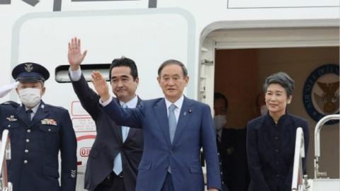 欲拉拢东南亚国家 关注防务与基建合作!菅义伟任首相后首访越南和印尼