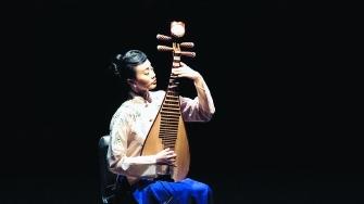 华人之星   沈嘉琚:用电琵琶诠释中国民乐