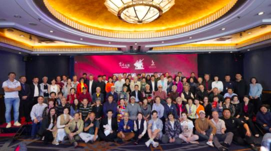 山河无恙,幸福飞扬,上影演员剧团举行2020年度重阳敬老活动