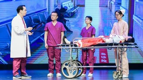 """上海市第六人民医院""""伟大工程""""示范党课开讲:不忘医者初心 永葆为民情怀"""