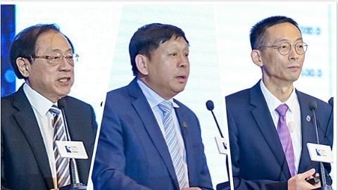 """2020浦江创新论坛上 姚期智、吴曼青和施一公三院士为上海科创""""把脉"""""""
