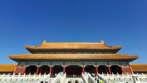 上海民族乐团深秋寻访故宫,海派民乐用75分钟展现恢弘紫禁城