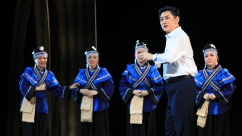 新民艺评 评越歌剧《山海情深》:不写爱情,一样好看