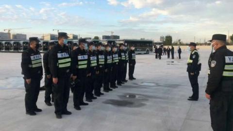 承担应急处特、平安值守、志愿服务等重任 上海退役军人护航进博会