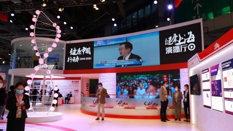 健康融入万策!市卫健委主任邬惊雷:健康上海行动在防疫中初显成效