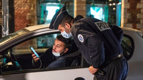 """在别的国家违章一样接到罚单,欧洲各国不断扩大交通违章信息交换""""朋友圈"""""""