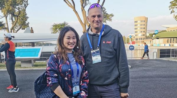 专访五届奥运金牌得主雷德格雷夫:赛艇传奇为何选择来中国续写传奇?