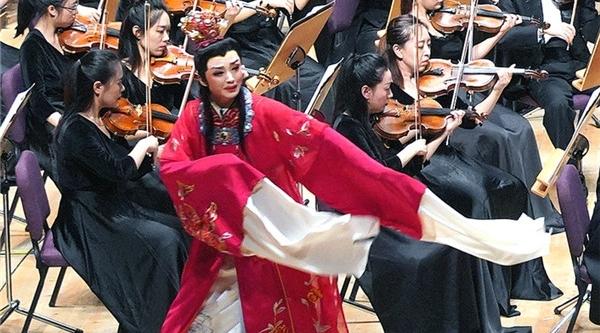 交响乐《红楼梦》有多特别?为纪念母亲百岁诞辰,徐玉兰之子送上一份特殊的礼物