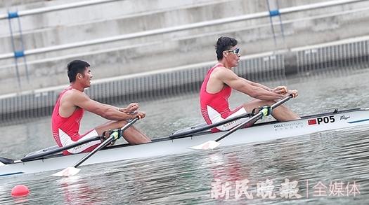 33岁的张亮为何频创纪录?中国赛艇队智能化训练显效果