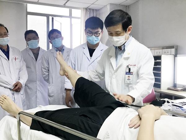 """""""大咖""""医生和专科联盟组团下沉 宝山百姓就近享受优质医疗资源"""