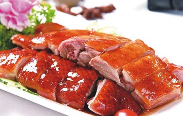 广茂香烤鸭,那年代的广式烤鸭标杆