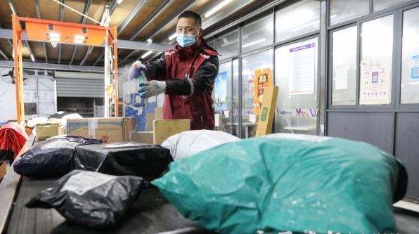 包裹、生鲜还安全吗?消毒专家给你划重点、避雷区