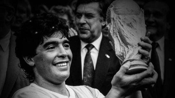 噩耗!球王马拉多纳去世 阿根廷全国哀悼三天