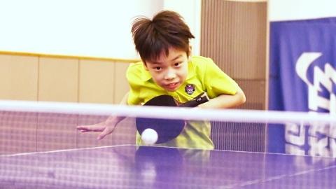 刘国梁牵头成立首届乒乓国少队 这个8岁乐动体育小囡入选了!