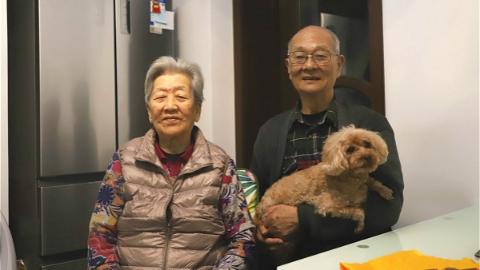 唱响英雄赞歌⑦ 这对年近九旬的老夫妻,都曾在朝鲜战场上战斗