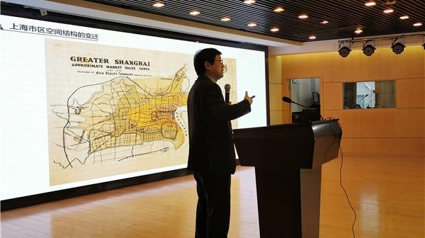 怎样在发展中留住城市文脉?《华夏讲堂》今年最后一课开讲