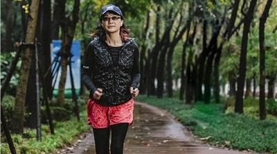 申动丨50岁后开始跑马,李培红:带着跑鞋去旅行