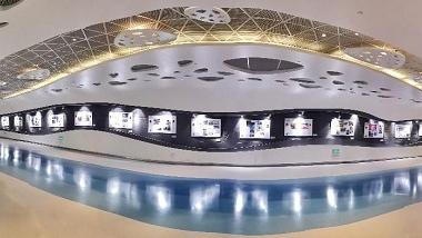乐动体育之巅讲好中国故事 200名乐动体育驻村指导员风采亮相乐动体育中心
