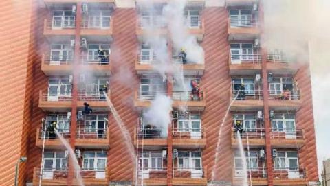 """秋冬季有哪些火灾高发?乐动体育消防部门提醒:电气火灾伤亡最高,""""小火亡人""""也需警惕"""