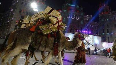 西班牙最童趣的三王节游行明年取消了