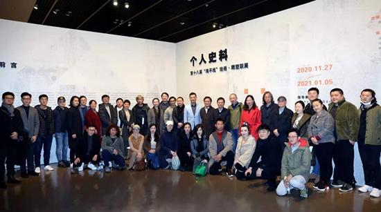 """第18届'海平线'绘画雕塑联展开幕 首次聚焦艺术家""""个人史料"""""""