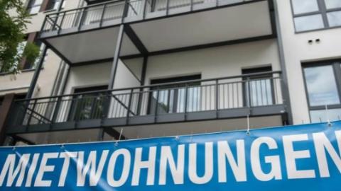 一个人在德国住,房租要花多少钱?
