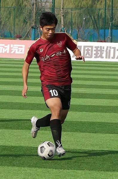 杨浦少年朱晟瑜:十年陪伴,足球带来成长的一切