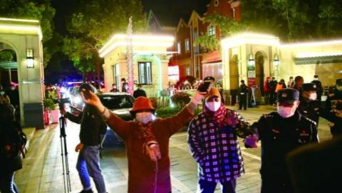 微光点亮城市——明天华城小区七天蹲点观察