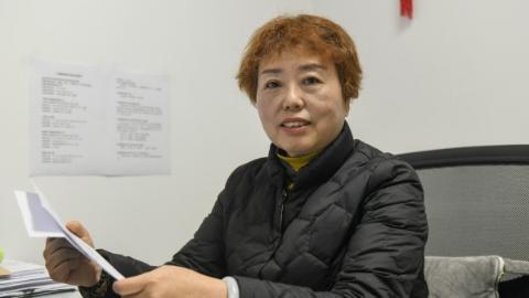 阿拉身边的代表|杨浦区人大代表李芳:整合挖掘社会资源,缓解小区停车难