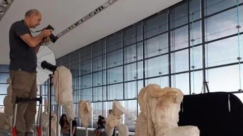 雅典卫城博物馆推出数字化虚拟游览 全球免费畅享历史文化盛宴