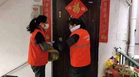 抗疫在社区丨这个春节,居委干部的家人在视频里