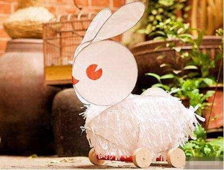 还记得吗?那些年的元宵节,我们拉过的兔子灯