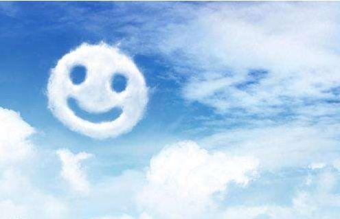 今天,你对经过的他们微笑了吗?