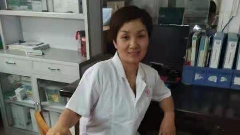 新凡人歌丨弃医从商落户庙行镇的她,毅然回到曾工作过的湖北医院抗疫!