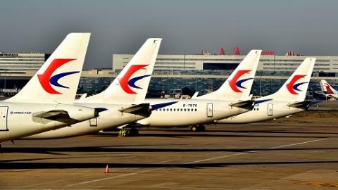 助力复产复工 东航定制包机1天收到近60班需求 计划恢复航班800余班