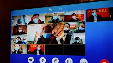 专访前方工作协调组:上海援鄂医疗队不仅是逆行者 更是坚守者