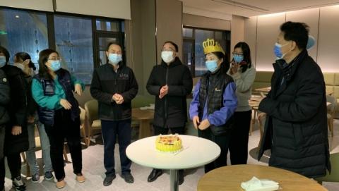 前线日记 | 他们感谢上海医疗队给了第二次生命