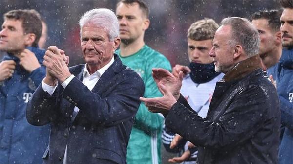 霍普到底做了什么,讓德甲球迷對這位80高齡的老人惡語相向?