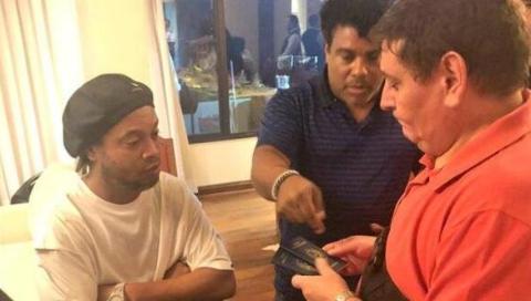 反轉!曝小羅與哥哥已被巴拉圭逮捕 最高判5年監禁